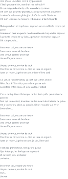 Meme Si Lyrics - c礬line dion encore un soir lyrics official video