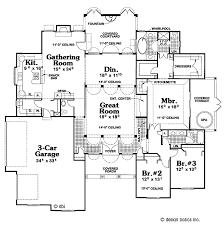 planos casas de estilo español planos de casas pinterest