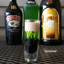 the seven deadly sins shots alcoholic shot recipes striking