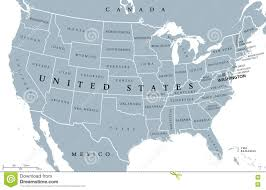 New York Map State by Usa Map States And Capitals Usa States And Capitals Map Maps Of