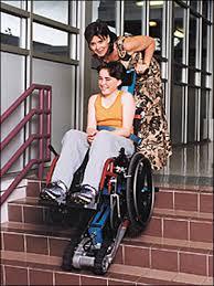 trac wheelchair lift stair climber