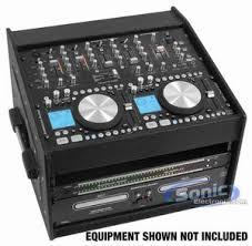 Audio Rack Case American Audio Etlc 8x4 19