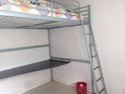 bureau sous lit mezzanine lit mezzanine bureau matelas clasf