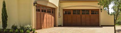 wood garage doors in the 7400 series combine the classic swing open appearance and detailing of carriage house wood doors with the convenience of standard