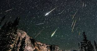 Meteor Shower Lights A Spectacular Meteor Shower Will Light Up The Skies In Ontario