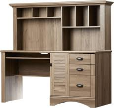 beachcrest home pinellas rectangular computer desk with hutch and