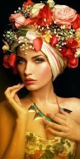 floral headdress 25 best flower headpiece ideas on flower crowns