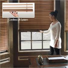 Levolor Cordless Blinds Troubleshooting The Dos And Don U0027ts Of Cordless Blinds The Finishing Touch