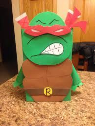 teenage mutant ninja turtle valentine box be mine u003c3 pinterest