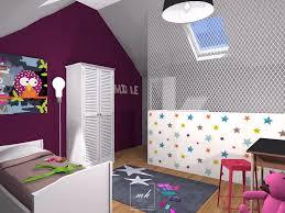 chambre sous les combles chambre ado sous combles chambre amenagement chambre fille