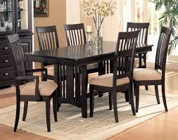 Mission Style Dining Room Sets Monacov Dining Set Paradise Furniture