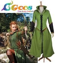 Hobbit Halloween Costume Popular Hobbit Tauriel Costume Buy Cheap Hobbit Tauriel Costume