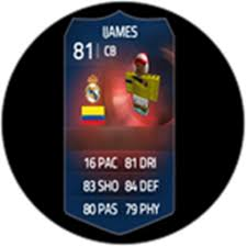 How To Make Your Own Ultimate Team Card - make your own ultimate team card roblox