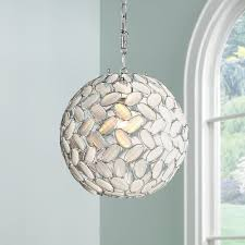 Swag Lighting Ideas by Kaia Frosted Beads 12