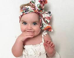 toddler headbands big headband etsy