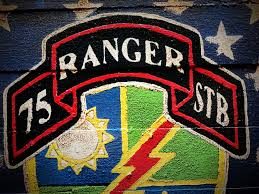 Us Military Flags Army Ranger American Flag Us Army Ranger Flag 75th Ranger