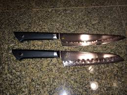 Furi Kitchen Knives Bought My First Set Of Quality Knives Today Shun Haru They