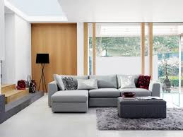 Sofa Living Room Modern 69 Fabulous Gray Living Room Designs To Inspire You Decoholic