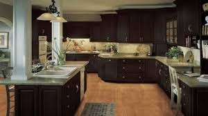 Black Brown Kitchen Cabinets by Brown Kitchen Cabinets Modification For A Stunning Kitchen