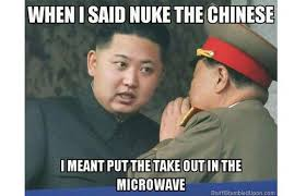 The Funny Memes - kim jong un the other side of the coin funny memes