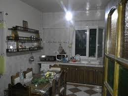 plan cuisine alg駻ienne locarion villa à ghazaouet pret de tlemcen en algérie