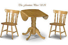 solid wood drop leaf table and chairs solid wood table chair sets with drop leaf ebay