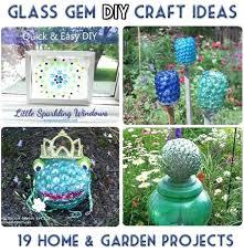 Garden Diy Crafts - glass garden art projects u2013 exhort me