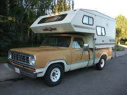 Vintage Ford Truck Camper - the evolution of the pickup truck in 7 steps wide open country