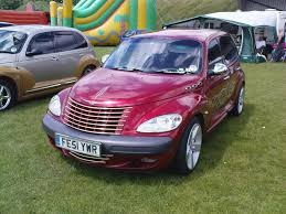 2001 chrysler pt cruiser overview cargurus