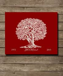 40 year anniversary gift ideas 192 best 40th wedding anniversary ruby images on