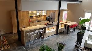 artisan cuisiniste 44 cuisine bois contemporain à lille