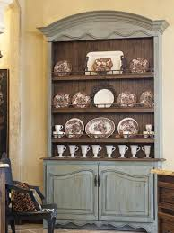 painted buffet and hutch houzz