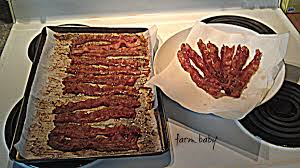 Bacon Toaster Peachy Oven With How To Cook Bacon To Smothery This Is Bacon A La