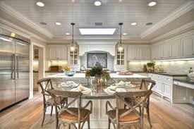 Kitchen Table Pendant Light - pendant lighting over kitchen table period pendant island