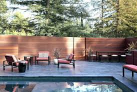 Privacy Fencing Ideas For Backyards Mural Of Backyard Fencing Ideas For Your Beautifull Garden Vinyl