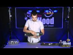 american dj duo station lighting controller american dj duo station controller youtube