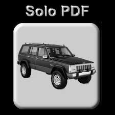 jeep cherokee xj workshop service repair manual parts ebay