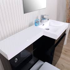 home decor toilet and sink vanity unit contemporary bathroom