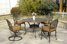 california patio outdoor dining collections