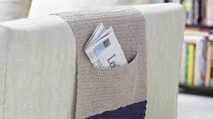 accoudoir canapé un protège accoudoir pour fauteuil ou canapé