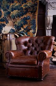 Overstuffed Armchair by Ralph Lauren Home Writer U0027s Chair The Iconic Tufted Winged