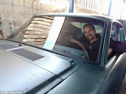 who owns the original bullitt mustang mustang driven by steve mcqueen in bullitt is found daily