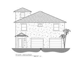 custom florida house plans mission house mangrove bay design