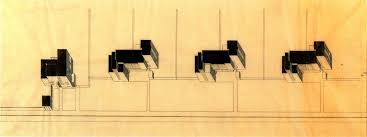 Master House Plans by Walter Gropius Bauhaus Master Houses Dessau Isometric Site Plan