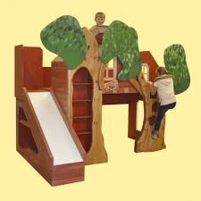 theme bunk beds and furniture for kids by tanglewood design