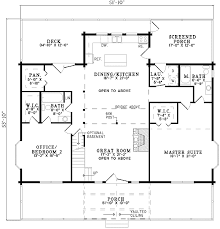 vaulted ceiling house plans vaulted ceilings and lots of light 59038nd architectural