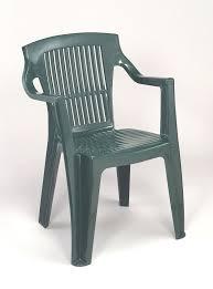 chaise jardin plastique chaise de jardin plastique fauteuil de jardin blanc maisondours