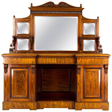 antique sideboard edwardian mirror back circa 1910 for sale at