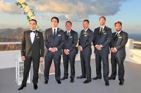 wedding mens mens wedding attire santorini weddings