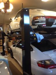Cool Garage by This Grandpa Owns A Cool Garage Porsche Guy With A Chevy Twist
